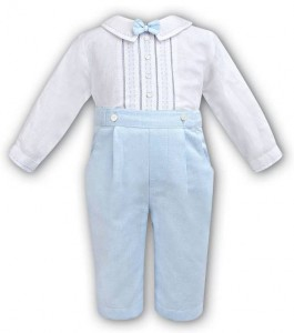 Sarah Louise Christening Suit