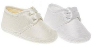 christening shoes for a baby boy