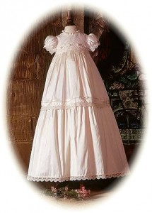 Little Darlings christening gown and christening dress
