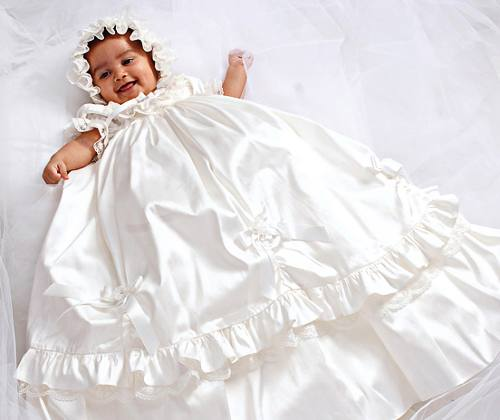Sarah Louise christening gown 144,