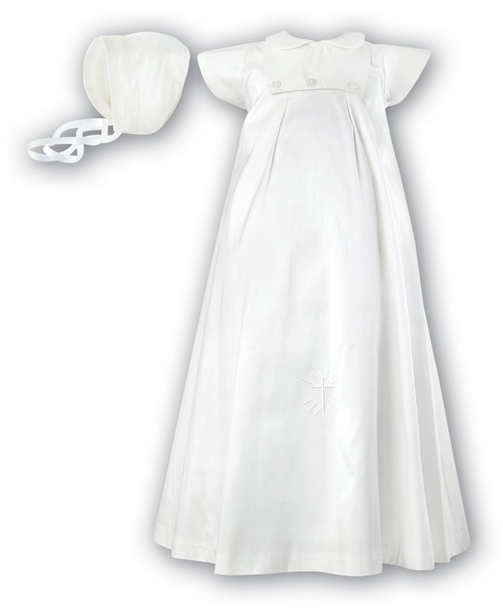 Sarah Louise Christening Gown for Boy Heirloom Baptism Outfits