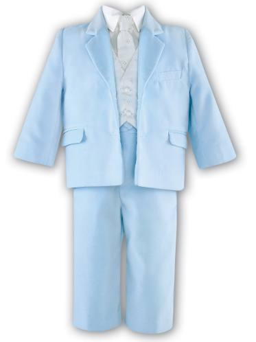 Smart suit for a little boy