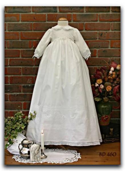 Cotton christening gown from Pretty Originals