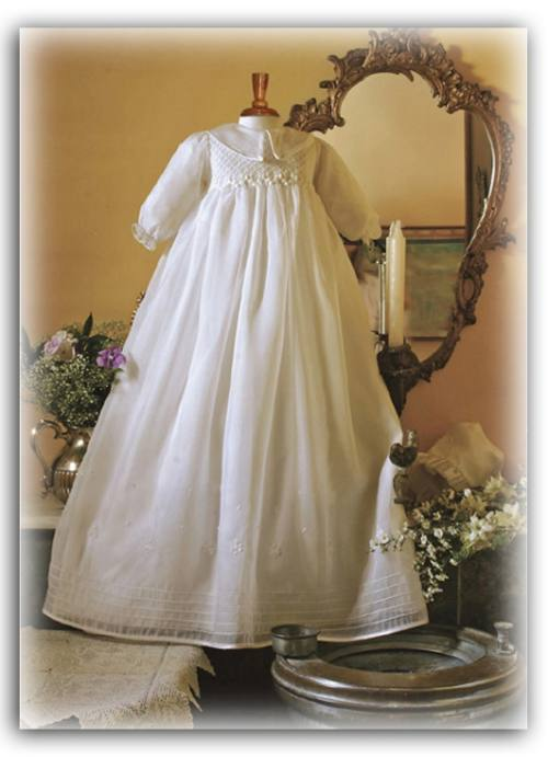 christening gown pretty originals BD1175