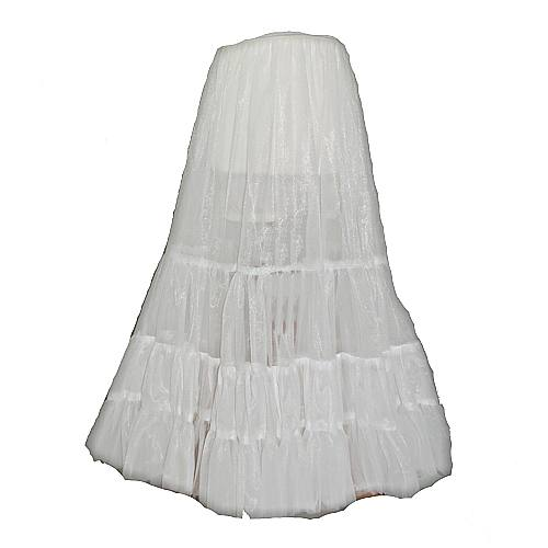 long christening petticoat