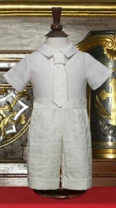 Spencer christening suit