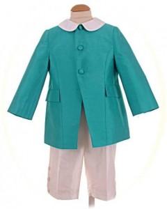 Silk page boy suits