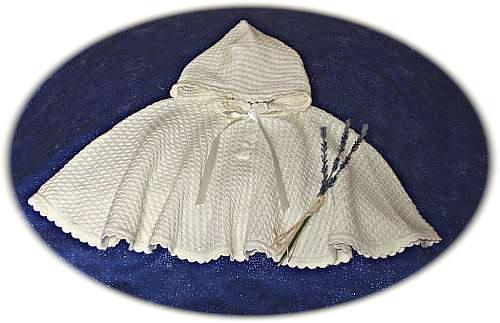 Cotton Poncho
