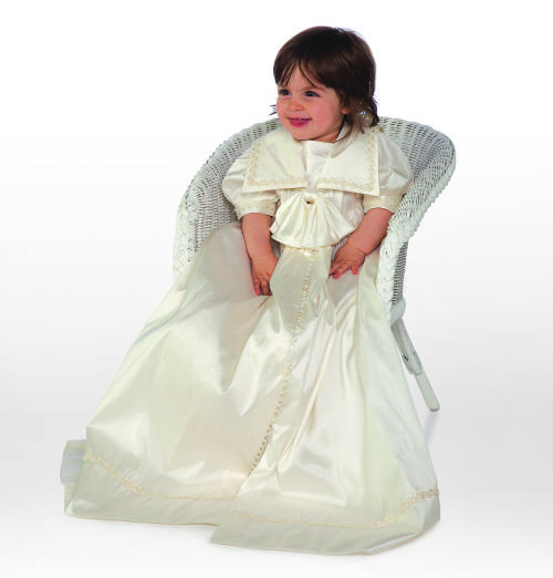 Little Darlings Charlie christening gown G206.