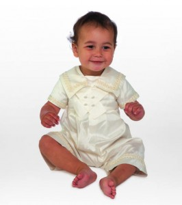 Little Darlings Edward christening suit
