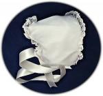 Italian Silk Bonnet