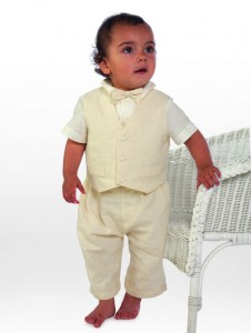 Maxwell christening suit A4239