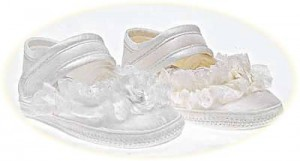 Christening shoes for girls