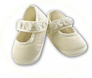 Sarah Louise christening shoes