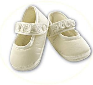 Sarah Louise christening shoes