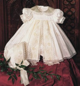 Little Darlings Trinity christening dress