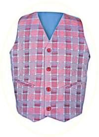 Patterned Waistcoat