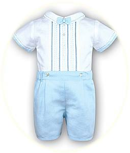 Christening Suit from Sarah Louise